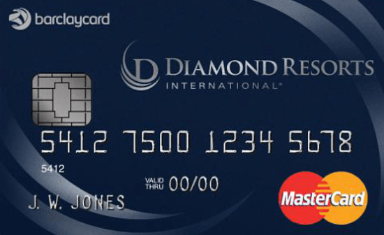 Diamond Resorts International Mastercard