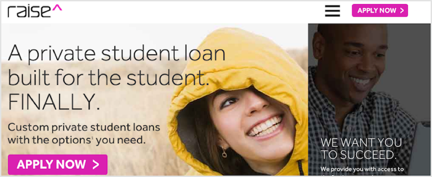 Raise^ Student Loans Review