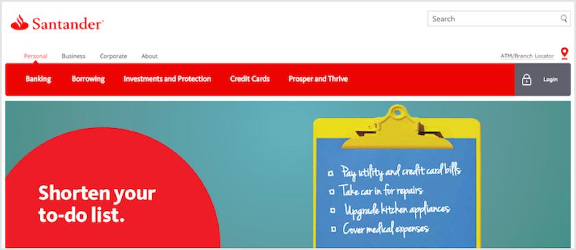 Santander personal loans review lendedu santander personal loans review reheart Gallery
