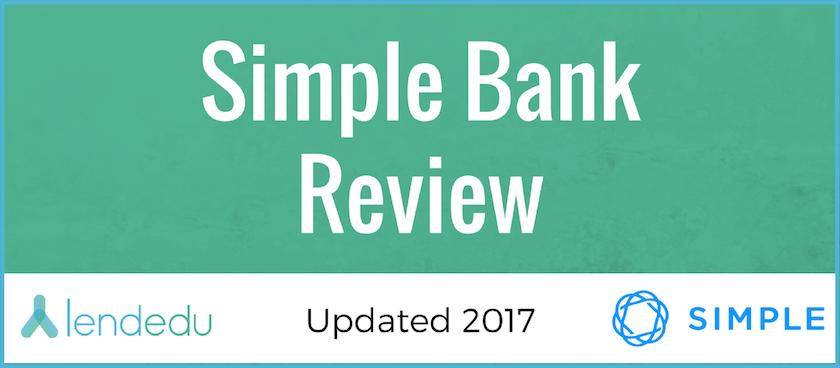 Simple Bank Review | LendEDU