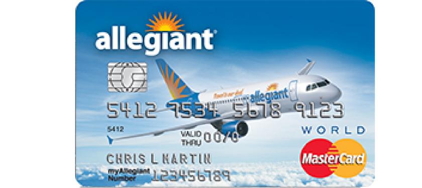 Allegiant World Mastercard Review