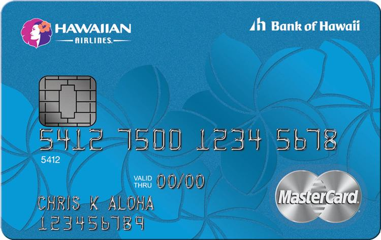 Hawaiian Airlines World Elite Mastercard Credit Card