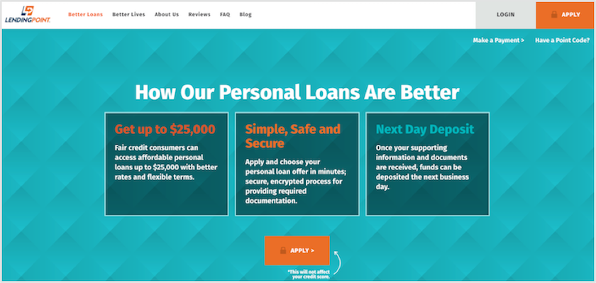 LendingPoint Personal Loans Review