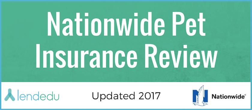 Nationwide Pet Insurance Review   LendEDU