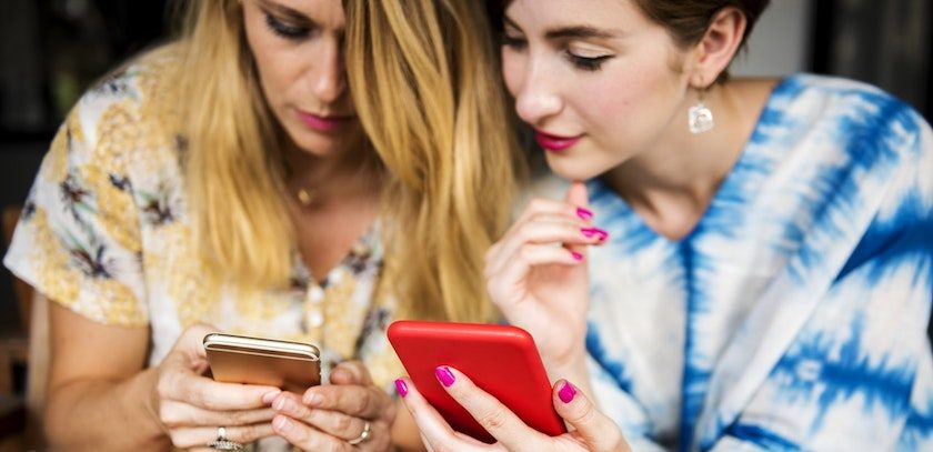 70 percent of millennials report anxiety from not having their cell phone