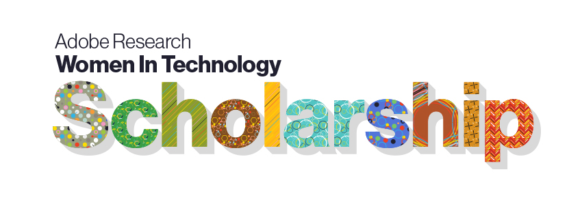 Adobe Research Women in Technology Scholarship