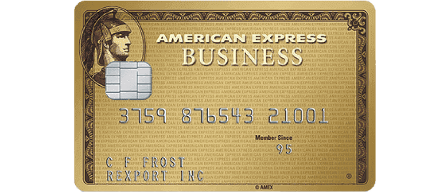 Business Gold Rewards Card