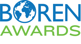 Boren Awards for International Study Logo