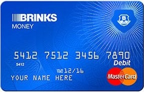 Brinks Money Prepaid MasterCard