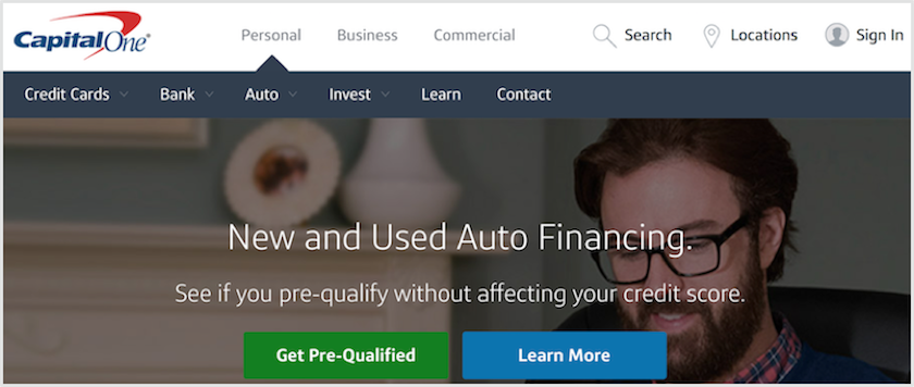 Capital One Auto Loans Review