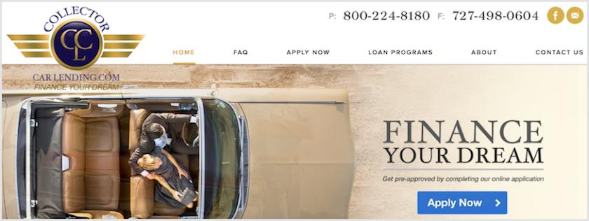 Collector Car Lending Review