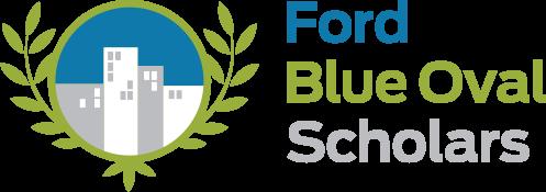 Ford Motor Company Tribal Scholarship Logo