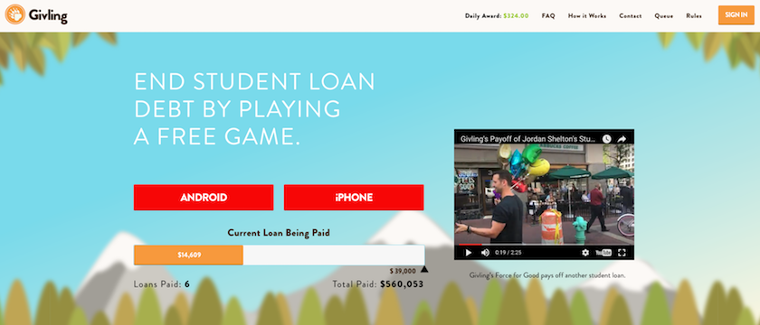 Givling Student Loan App: Here's How It Works | LendEDU