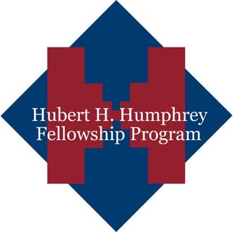 Hubert Humphrey Fellowship Logo
