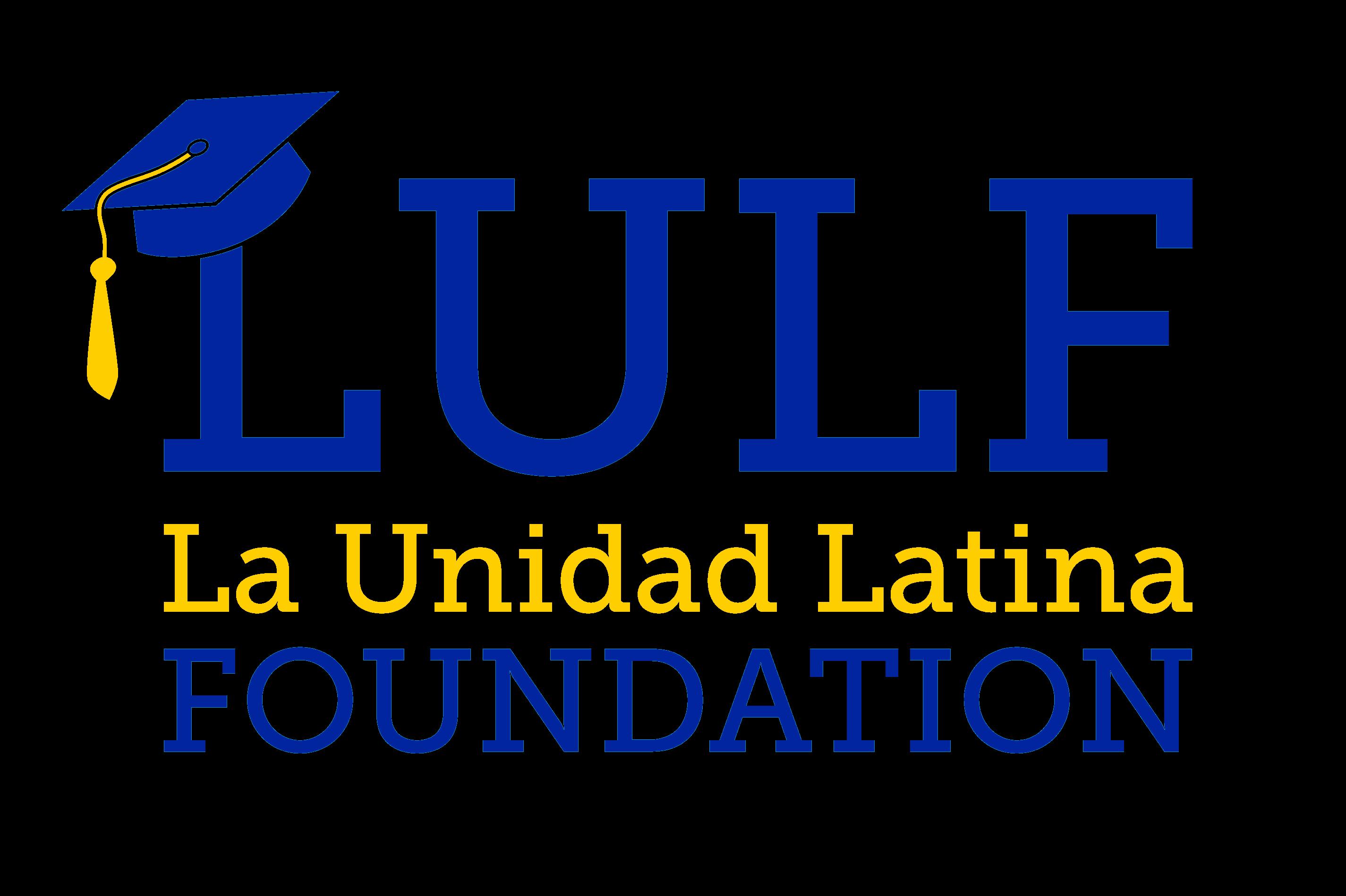 La Unidad Latina Foundation Logo