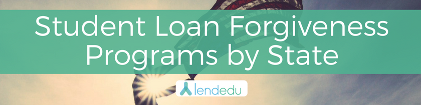Student Loan Forgiveness Programs By  Ef Bb Bfstate