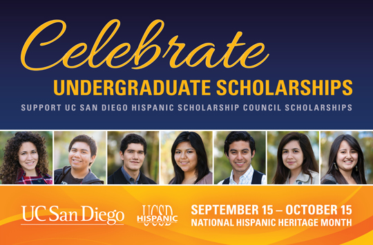 The Hispanic Scholarship Council Logo