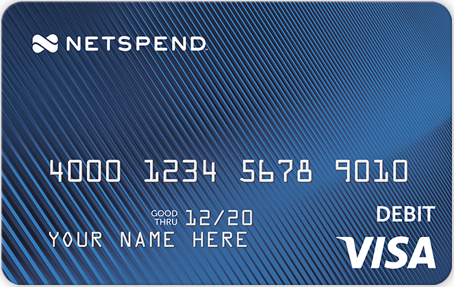 The NetSpend Prepaid Debit Card