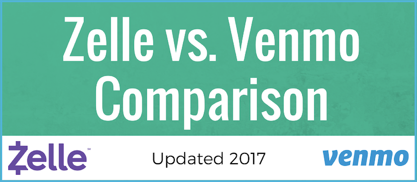 Zelle vs  Venmo Comparison | LendEDU