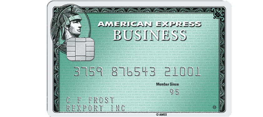 business green rewards card from american express review lendedu. Black Bedroom Furniture Sets. Home Design Ideas