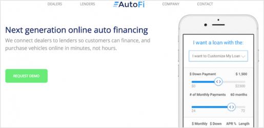 AutoFi Banner