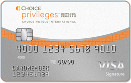Choice Privileges Visa Signature Credit Card