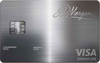JP Morgan Palladium Credit Card