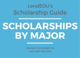 Scholarships by Major