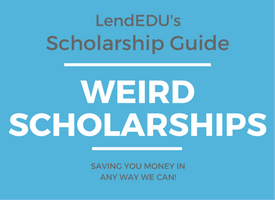 Weird Scholarships