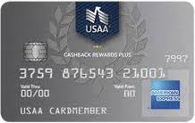 Cash Back Reward Plus American Express Card
