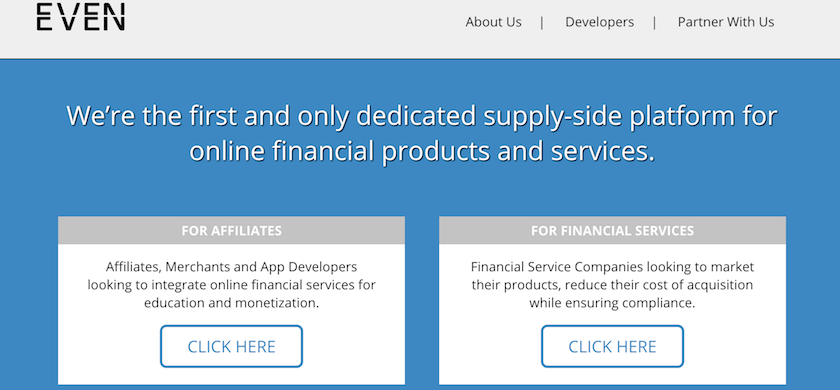 EVEN Financial Personal Loan Marketplace Review
