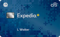 Expedia+ Credit Card