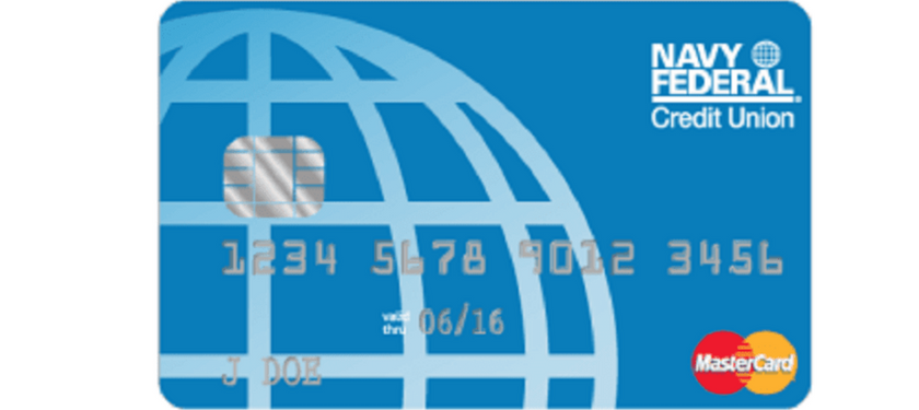 Navy Federal nRewards Secured Credit Card Review