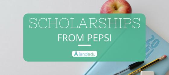 Pepsi Scholarships