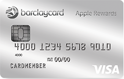 Barclay Apple Rewards CL $500