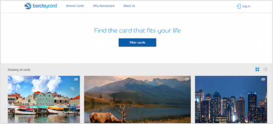 Barclays Credit Cards