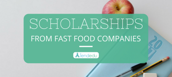 Fast Food Scholarships