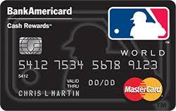 Major League Baseball Credit Card