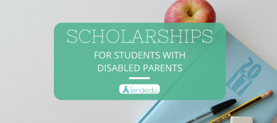 Scholarships for Students with Disabled Parents