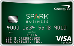 Spark Cash Select Card