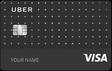 Barclays Uber Visa
