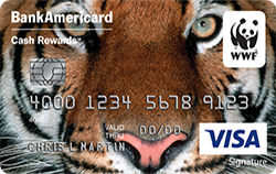 World Wildlife Fund Card