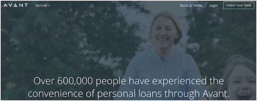 Avant Personal Loans Review