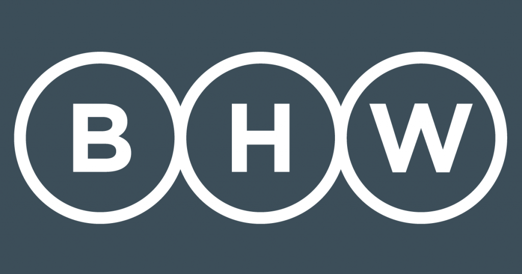 BHW Group Logo