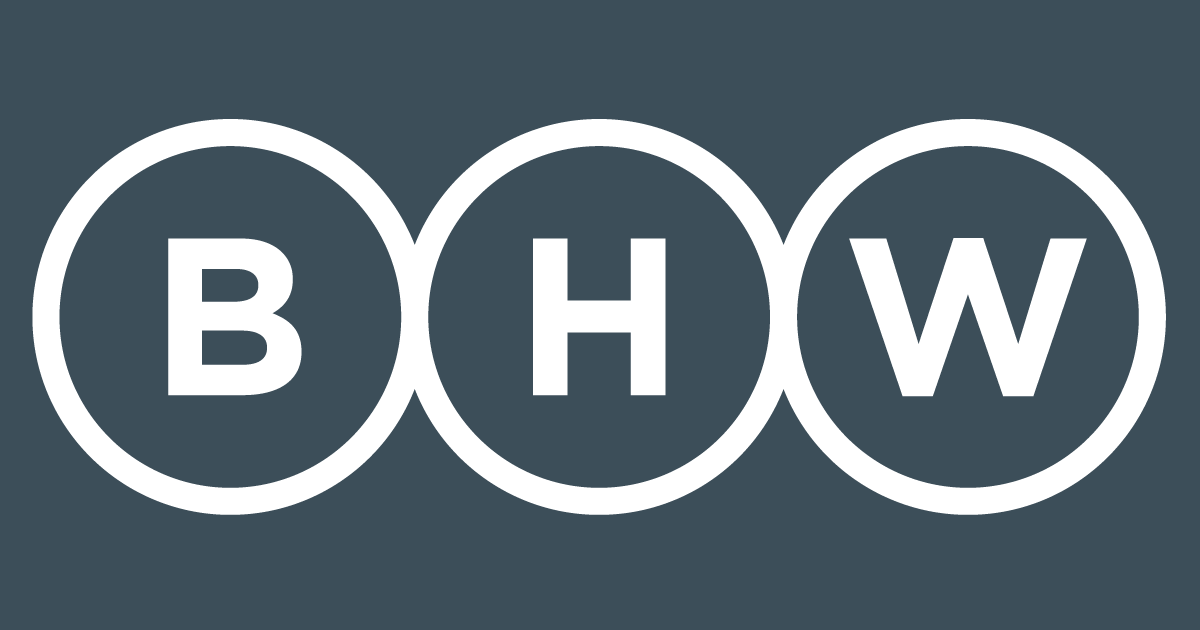 The. BHW Group Logo