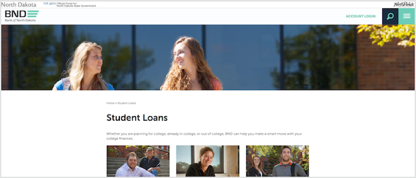 Bank of North Carolina Student Loans