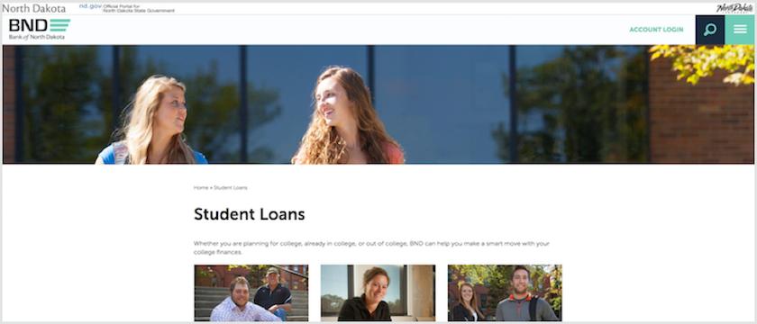 Bank of North Carolina Student Loans