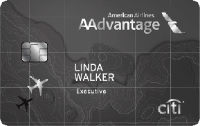 Citi AAdvantage Executive World Elite MasterCard