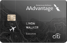 Citi AAdvantage Executive World Elite MasterCard Review
