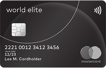 World Elite Mastercard Travel Insurance